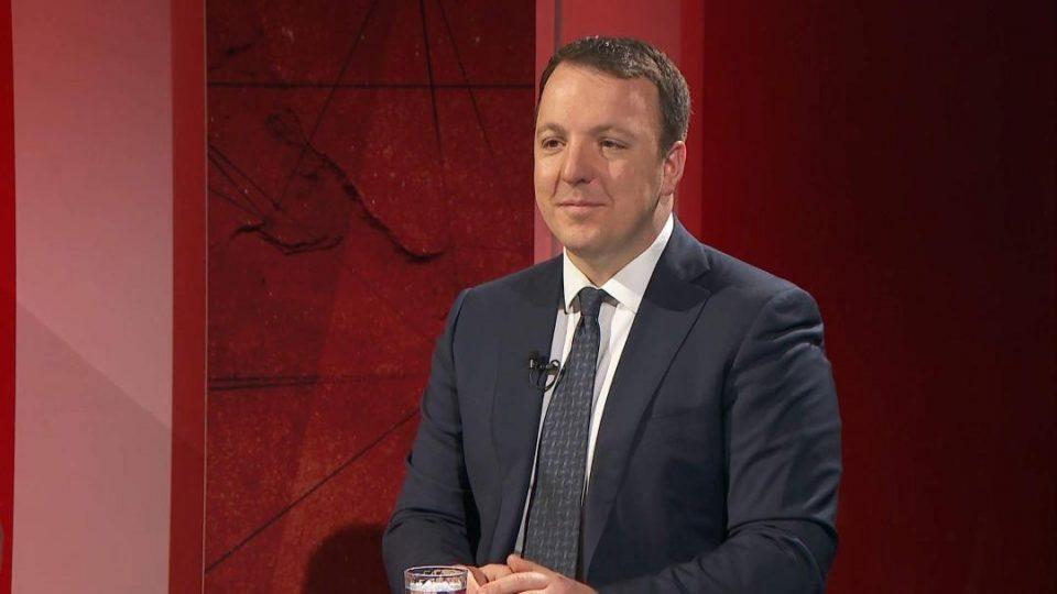 Николоски во Брисел како претставник на ВМРО-ДПМНЕ на ЕПП