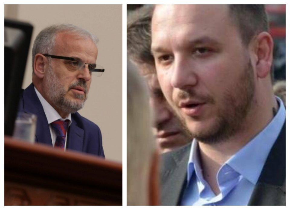 На Талат и Костовски им се заканува затвор доколку ги прекршат Уставот и законот