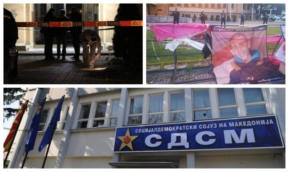 ВМРО-ДПМНЕ: На не поминати недела дена од смртта на Саздо, Заев прави прослава за најголемиот исторски пораз за Македонија во модерната историја