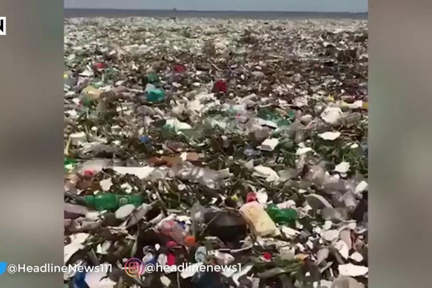 ВИДЕО: Снимка која го шокираше светот, најубавото море изгледа како депонија полна со отпад