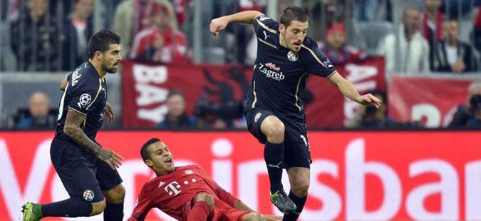 Динамо Загреб одбил понуда од Лил за Адеми