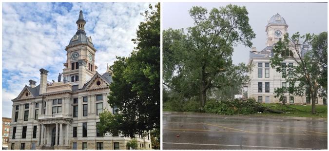 Поради торнадо, во Ајова, прогласена катастрофа