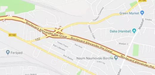 """Грција бесна: Автопатот го прекрстивте ама булеварот остана """"Александар Македонски"""""""