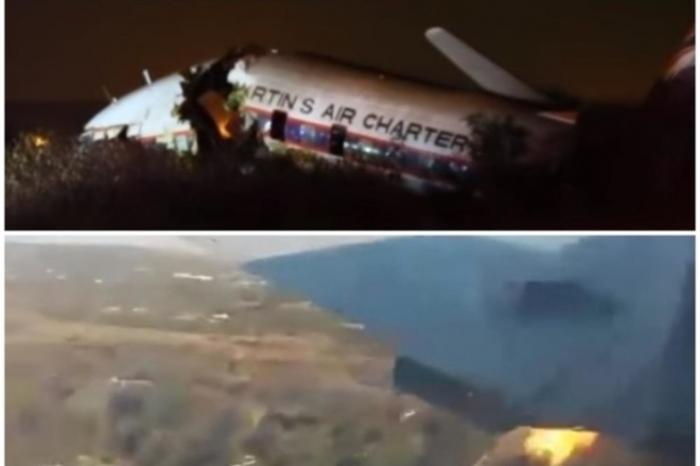 Патник снимаше страшни моменти: Погледнете како изгледа кога паѓа авион (ВИДЕО)