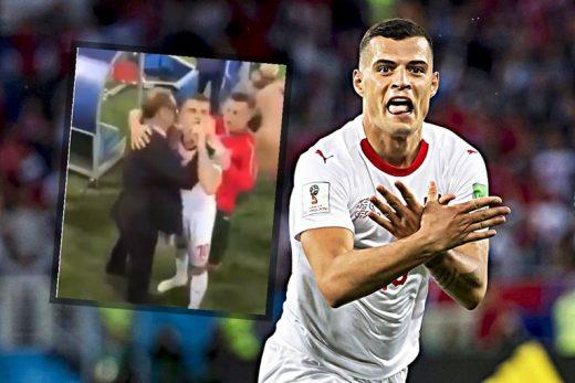 """Имало и """"трето полувреме"""": Српски навивач го нападнал Џака (ВИДЕО)"""