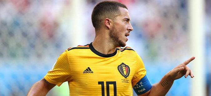 Азар е најдобриот фудбалер во историјата на белгиската репрезентација во изборот на навивачите