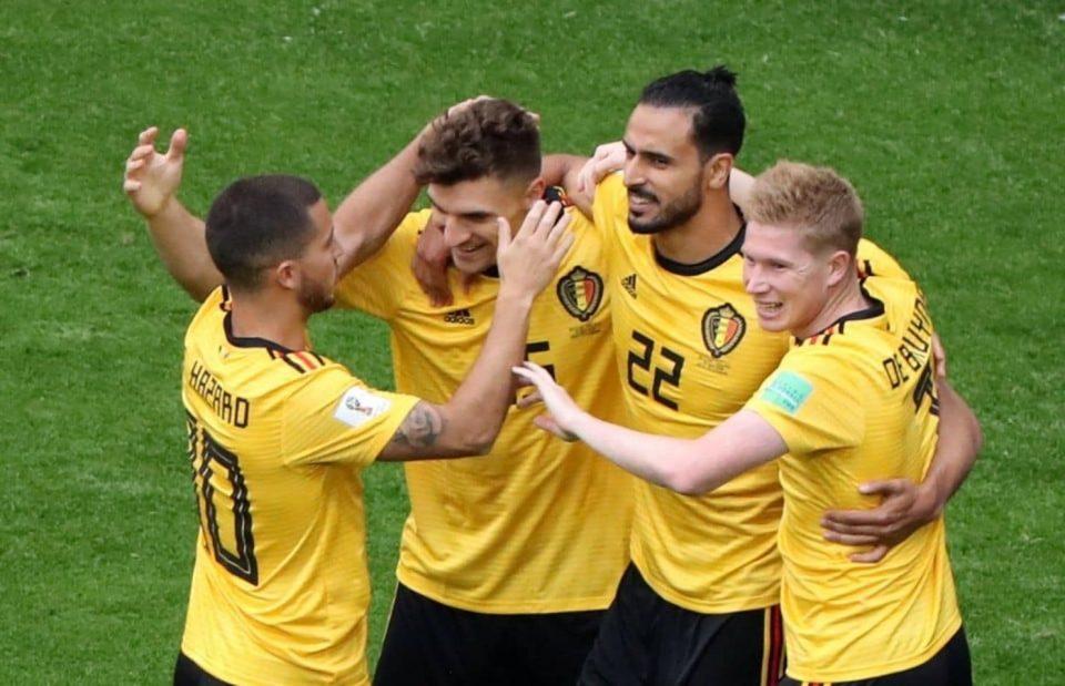 Toповски гол во 4-та минута: Белгија води