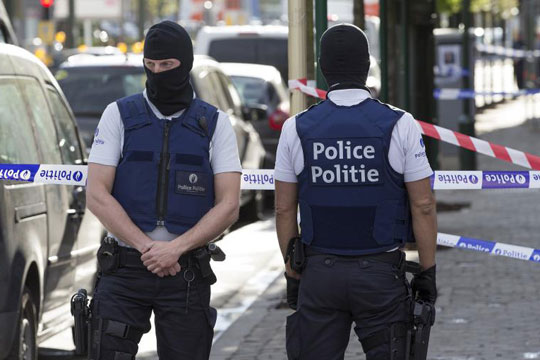 Белгиските власти спречиле терористички напад во Франција