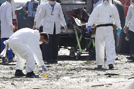 Бомба експлодира во близина на училиште за акушерки во Авганистан