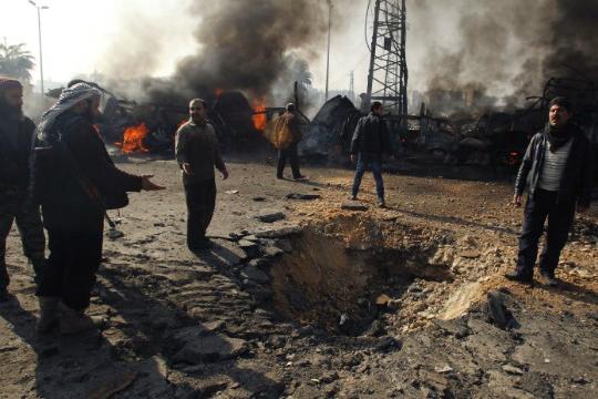 Најмалку тројца загинати во терористички напад во Иран