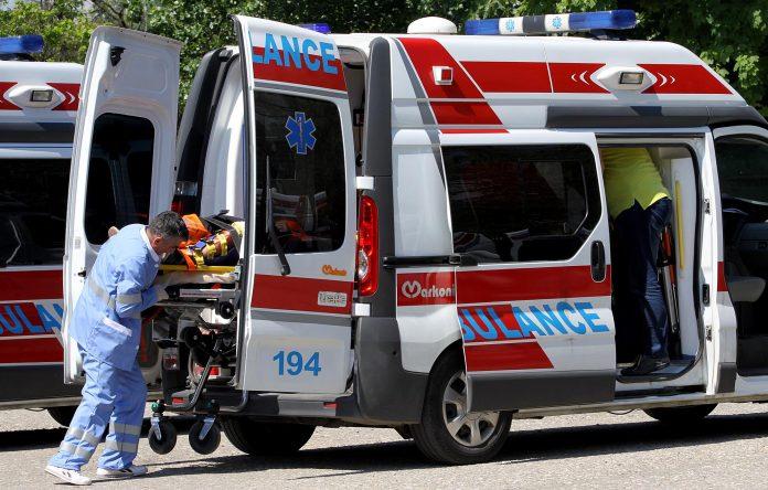 Прегазен пешак во Куманово, со тешки повреди пренесен на Клинички во Скопје