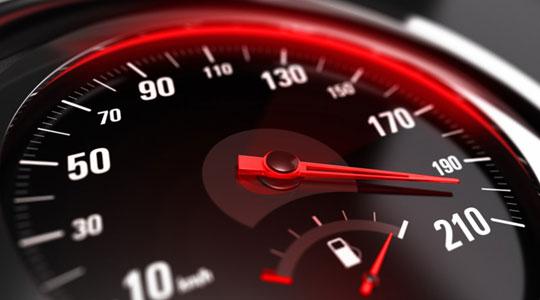 Шеесет и девет возачи во Скопје возеле побрзо од дозволеното