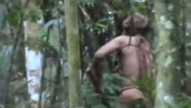 Сам во џунгла 22 години: Последен преживеан член на исчезнатото племе (ВИДЕО)