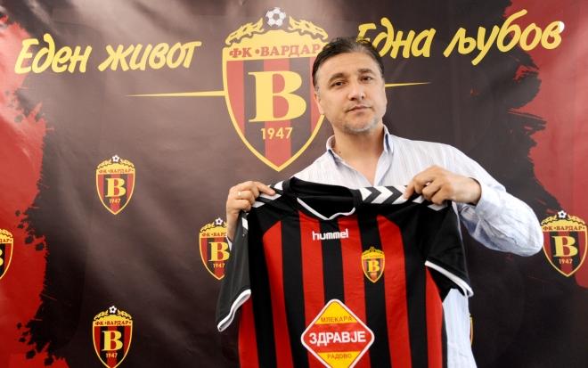 Дарко Панчев си заминува од Вардар?