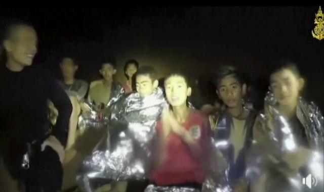 ВИДЕО: Трка со времето за да се спасат тајландските деца и нивниот тренер