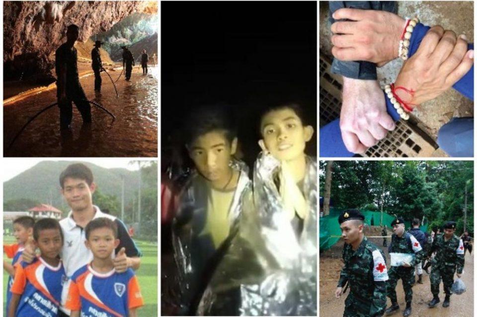 Продолжува операцијата за спасување на децата во Тајланд: Се стравува дека две дечиња се преслаби за извлекување (ВИДЕО)