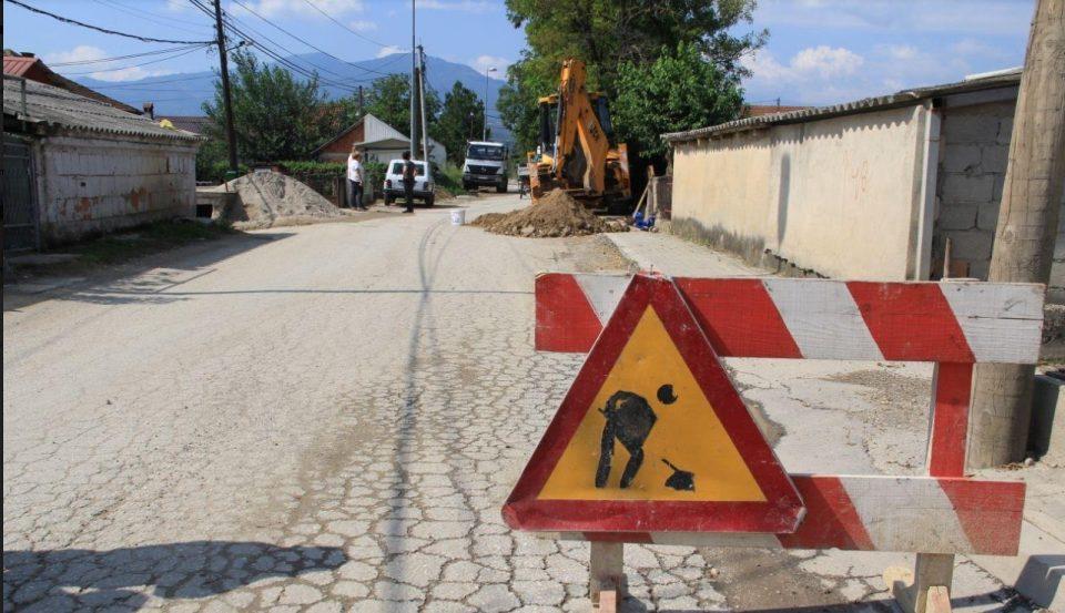 Се реконструираат 10 краци на водоводната мрежа во Долно Лисиче