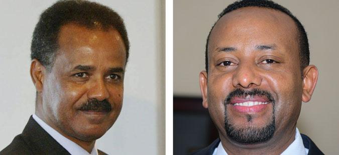 Официјален крај на војната помеѓу Еритреја и Етиопија