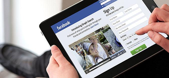 Зголемен бројот на корисници на интернет, стагнација на Фејсбук