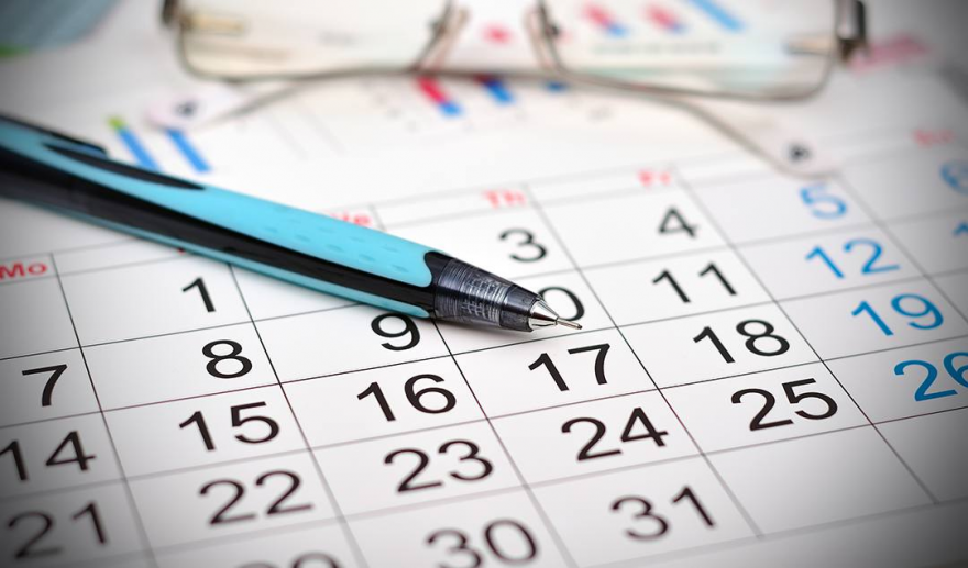 Следуваат три неработни денови во август