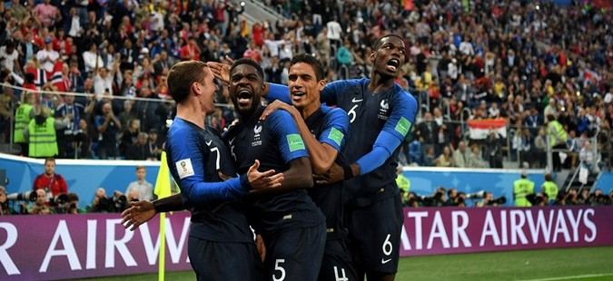 Франција прв финалист