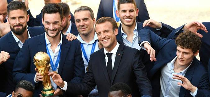 Светската титула ќе доведе до раст на потрошувачката и БДП во Франција