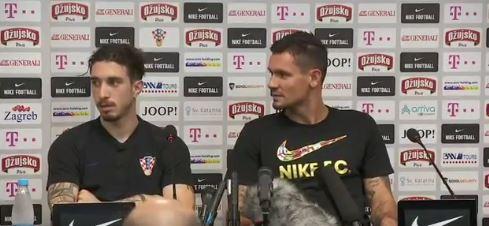 """Урнебесно видео на Ловрен и Врсаљко: """"Таа таму десно, таа ме масираше синоќа"""""""
