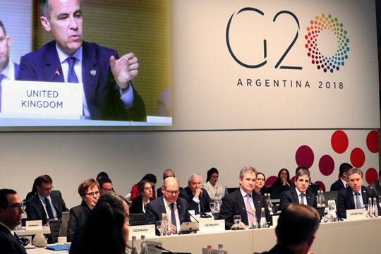 Заврши состанокот на Г-20 во Буенос Аирес