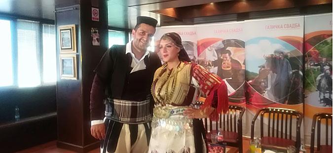Почнува Галичка свадба, еден од најспектакуларните културни манифестации во Македонија