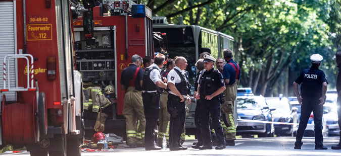 Детали за нападот во автобус во Германија