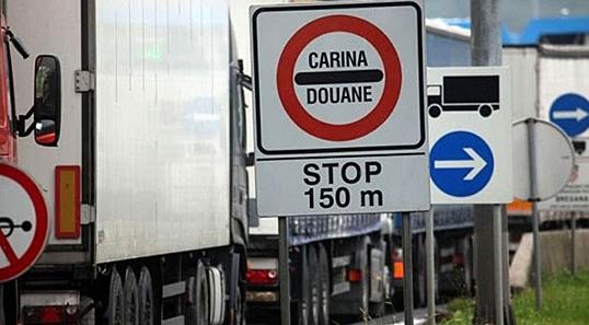 Нормализиран сообраќајот за товарни возила на Богородица