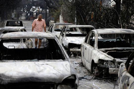 Речиси два месеци по катастрофалните пожари во Атика, расте бројот на жртви