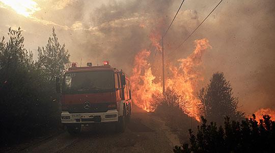 Пожарот за нив беше најголем хорор: Им изгоре бебето, таткото-пожарникар се бореше за живот, а мајката почина денес