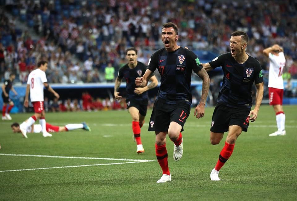 Хрватска по пенали во четвртфинале