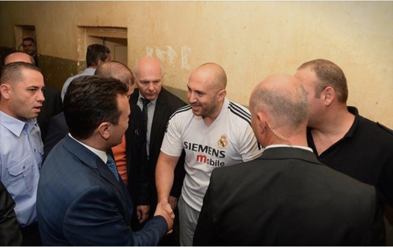 Арсовски жестоко до Сарачини: Зошто сега откако Заев го ослободи убиецот на Нешковски не повикате на протест?