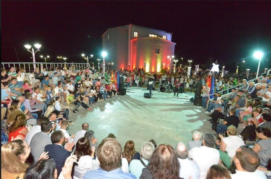 ВИДЕО: Свечено одбележан денот на општина Илинден, Влатко Стефановски беше специјален гостин