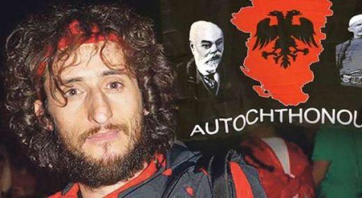 Исмаил Морина кој пушти дрон со знаме на Голема Албанија пуштен од притвор- еве што напиша на Фејсбук