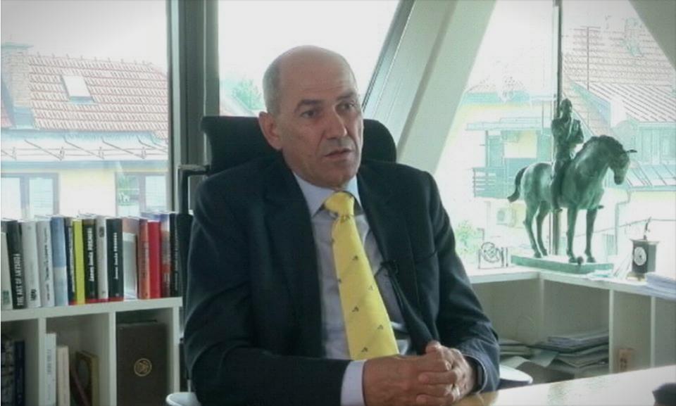 Јанша: Мицкоски е способен лидер за оваа тешка и комплицирана ситуација во Македонија (ВИДЕО)