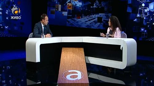 Јанушев: Да ја видиме играта што сакаат да ја протнат со консултативниот референдум