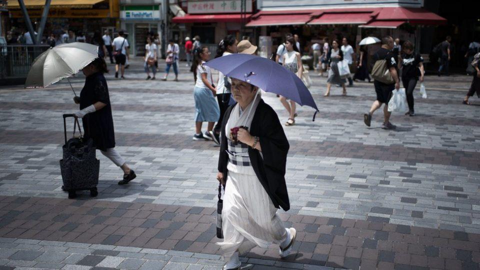 Јапонија прогласи природна катастрофа поради горештините