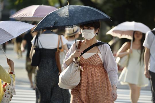 Смртоносен топлотен бран во Јапонија