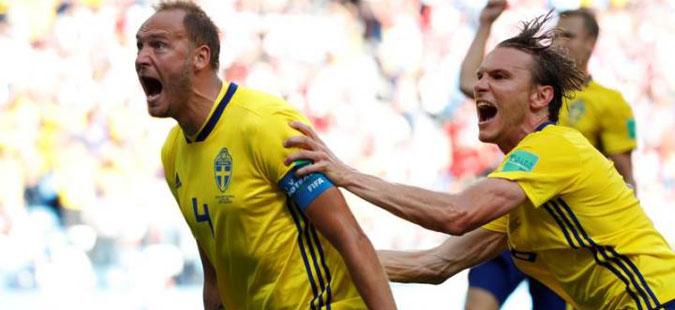 Капитенот на Шведска ќе го пропушти раѓањето на своето дете за да игра против Англија
