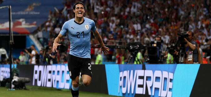 Уругвај без Кавани против Франција