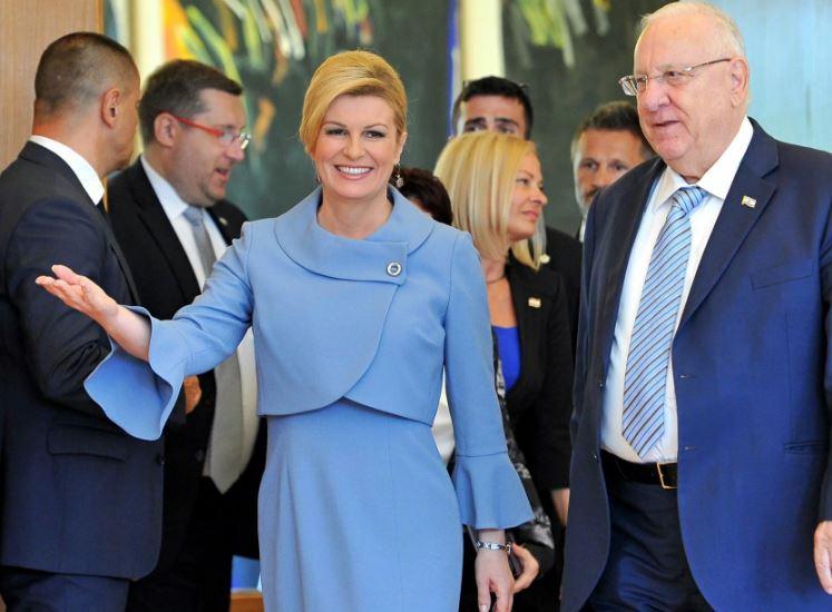 Светот ја засака за време на СП, а сега удри по Колинда: Овој детаљ хрватската претседателка го украде од Меланија Трамп (ФОТО)