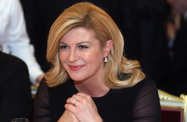 Хрватската претседателка Колинда се огласи по смртта на Оливер- еве што вели