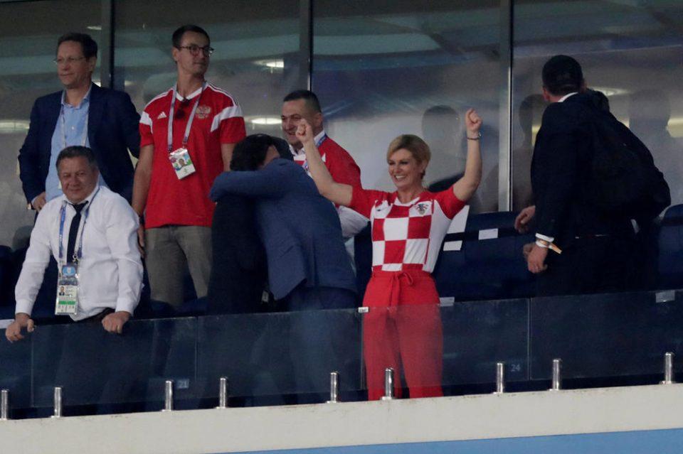 Фудбалерите едногласни, Колинда е нашата амајлија- претседателката главна ѕвезда во соблекувалната скокаше од радост и пееше (ВИДЕО)