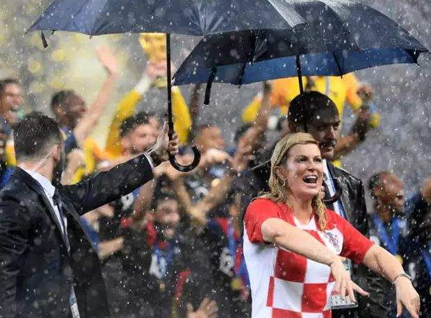 ФОТО: Руски магазин напиша вест за Колинда, Хрватите во неверување – што ќе каже на ова претседателката
