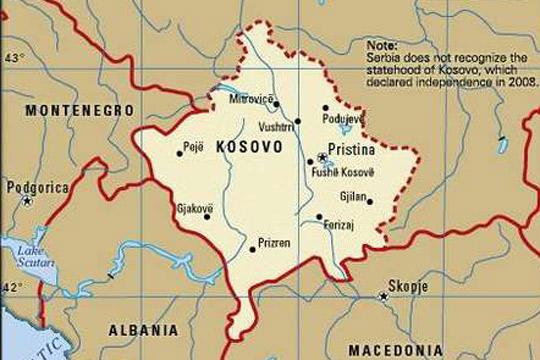 """""""Газета експрес"""": Администрацијата на Трамп е за поделба на Косово"""