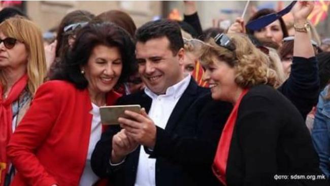 Зоран Заев застана во одбрана на поделбата на грантови од 10 милиони евра на партиските функционери