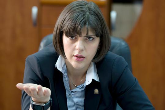 Романскиот претседател потпиша указ за смена на Лаура Кодрута Ковеши